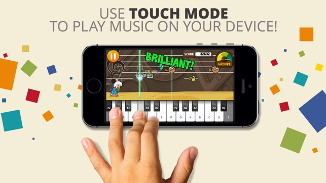 Piano Dust Buster by JoyTunes on the App Store