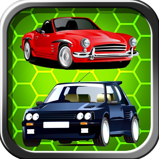 A Hot Rod Muscle Car Match 3 Game Free icon