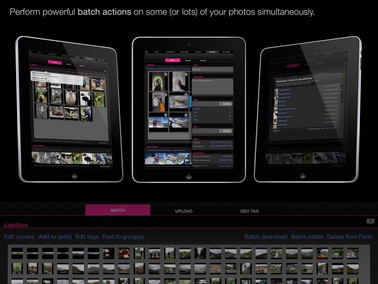 Flickr Studio screenshot-3
