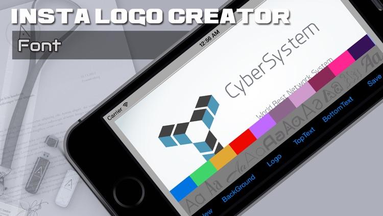 Insta Logo Creator screenshot-3