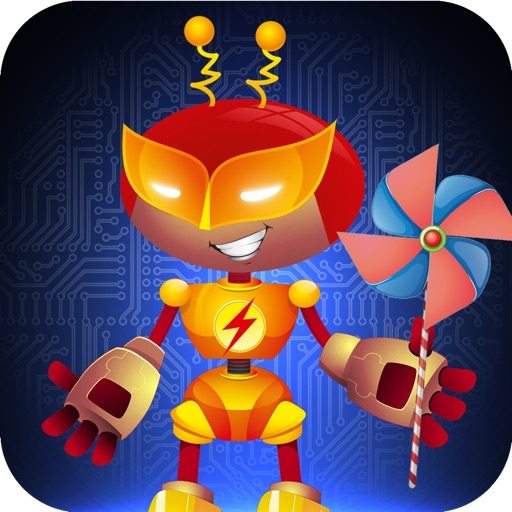 My Amazing Transforming Power Robot Dress Up Game Pro - Advert Free Game icon