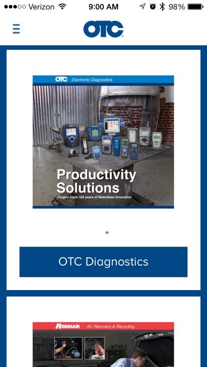 OTC Tools Catalog screenshot-3