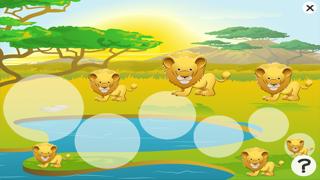 アクティブ! サファリ約子供のためのゲーム: 学び、遊ぶ 動物とののおすすめ画像4