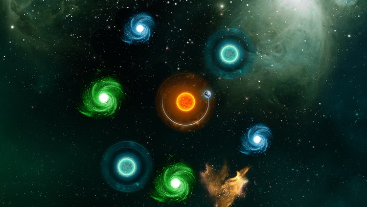 Space Leap : A hypnotic & soothing ambient experience to amaze! screenshot-4