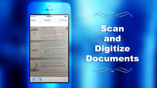 Scan to PDF Converter Screenshot