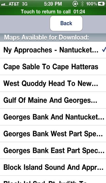 Marine Maps screenshot-3