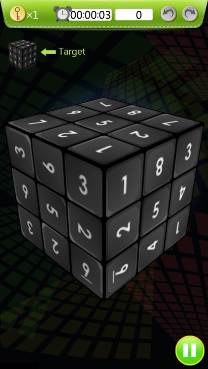 Magic Cubes 3D screenshot-3