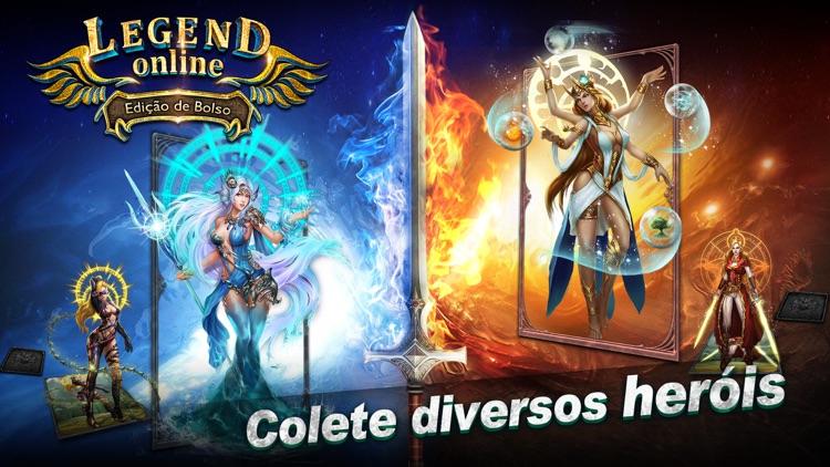 Legend Online (Português) screenshot-4