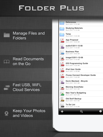 File Manager - Folder Plus | App Price Drops