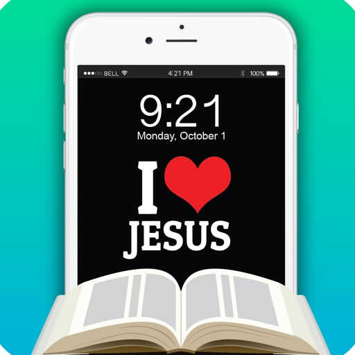Bible Scripture Lock-Screens - Daily Wallpapers & Backgrounds