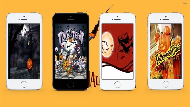 Halloween Wallpapers HD screenshot-3
