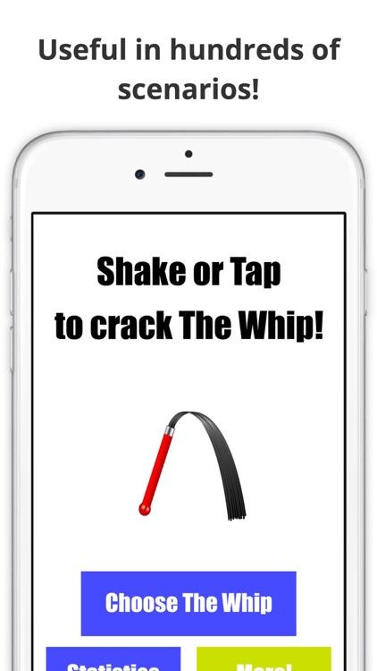 The Whip Sound App Original