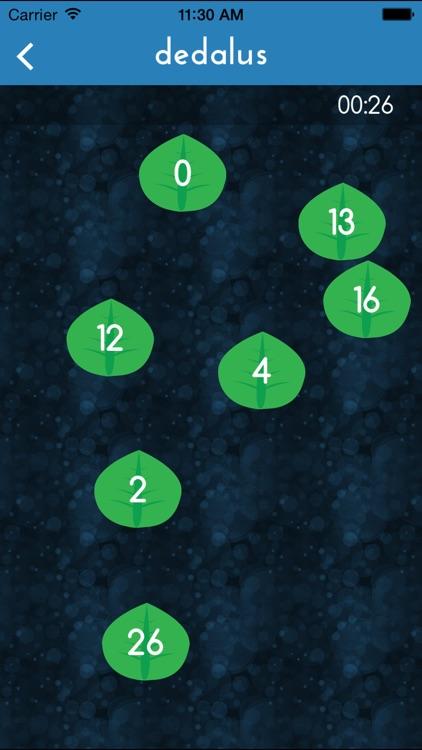 Dedalus - brain training screenshot-3