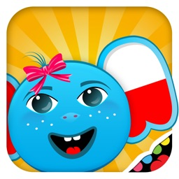 iPlay Polish: Kids Discover the World - children learn to speak a language through play activities: fun quizzes, flash card games, vocabulary letter spelling blocks and alphabet puzzles