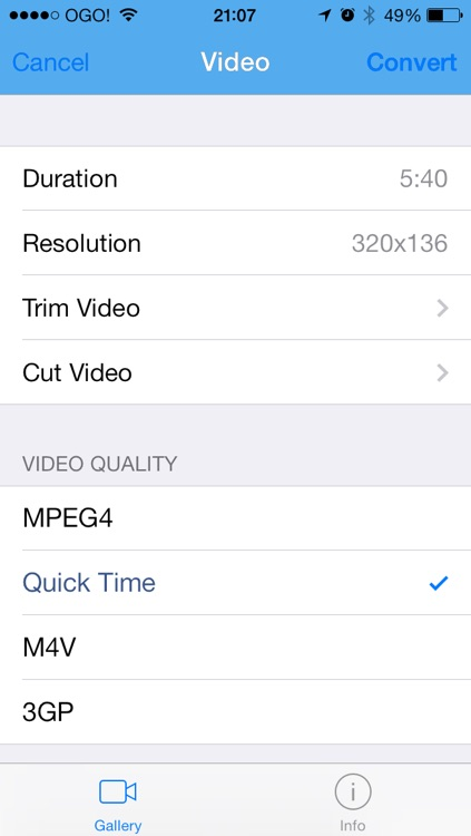 Simple Video Converter with Dropbox screenshot-3