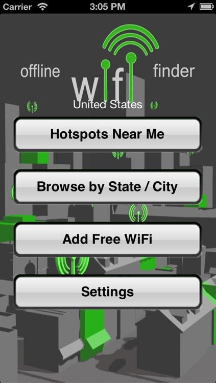 Free WiFi Finder Pro screenshot-4