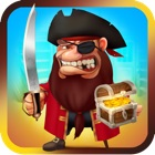 O Super Pirates of Paradise Treasure Island Navio Jogo Para Meninos  - App Grátis icon