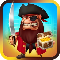 The Super Pirates of Paradise Treasure Island Ship Game For Boys - Free App