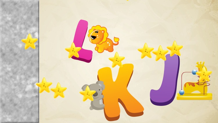 Spanish Alphabet Puzzles for Toddlers and Kids : First steps to learn Spanish ! screenshot-4