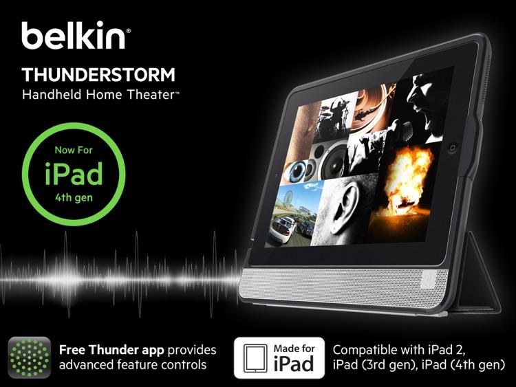 Belkin Thunder