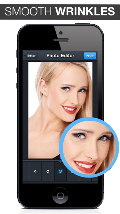Hello, Gorgeous! Enhance Yr Natural Beauty w/ a Photo Retouch Editor! screenshot-3