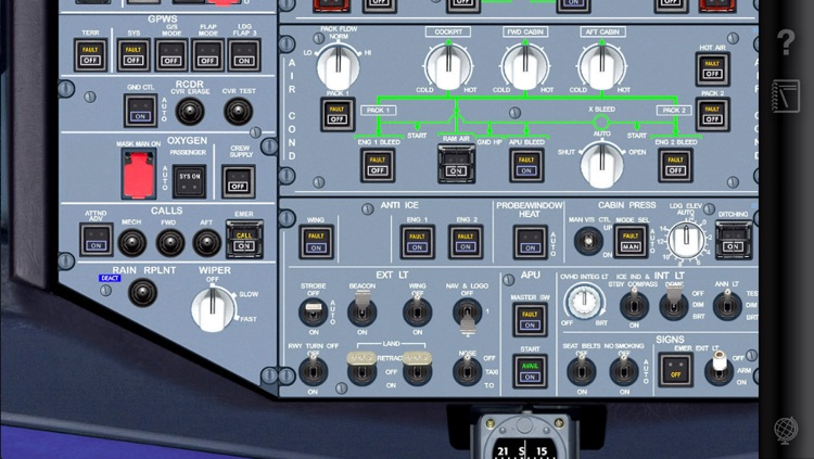 Aerosim Checkride A320 screenshot-3