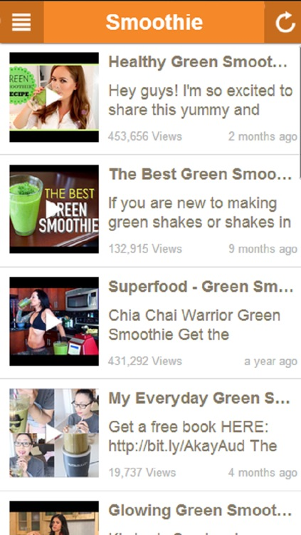 Smoothie Recipes - Learn How To Make Smoothie Easily screenshot-3