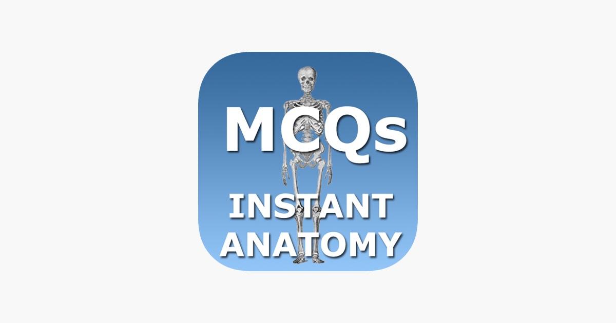 Anatomy MCQs on the App Store