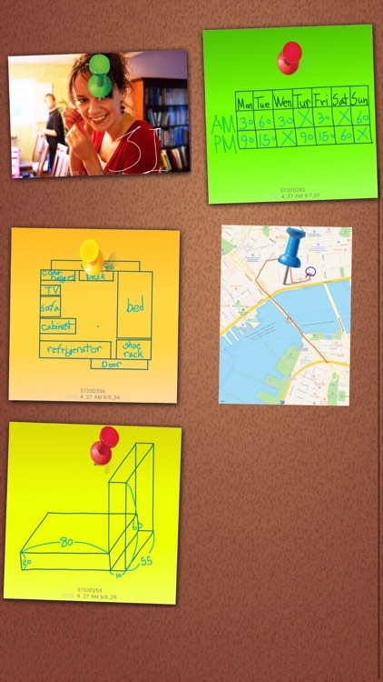 Sticky Notes - Note, Photo Notepad, Memo Notebook screenshot-2