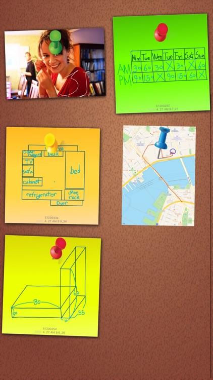 Sticky Notes - Note, Photo Notepad, Memo Notebook