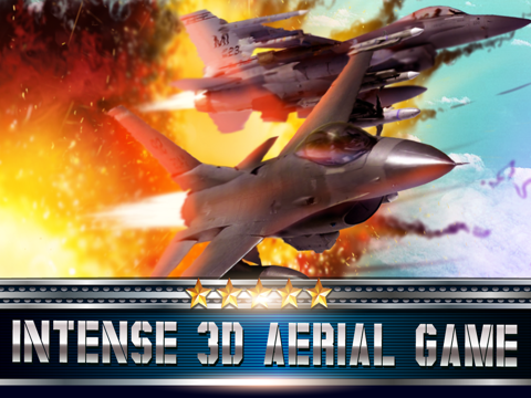 S3 Deadly fighter Jet Battle : Extreme Military War planes ( f-16,f-18,f