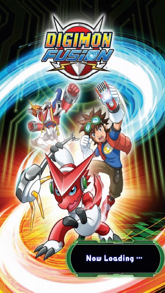 Digimon Fusion Fighters Screenshot