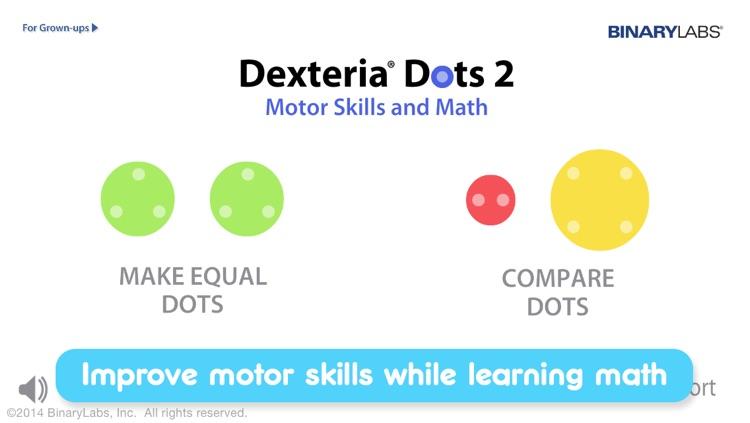Dexteria Dots 2 - Fine Motor Skills and Math Concepts