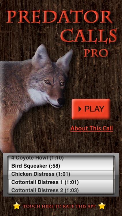 Predator Calls Pro
