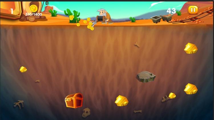 Gold Miner Adventure HD