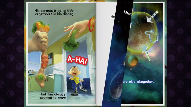 Food Fight! - An Interactive Book by Glenn Melenhorst screenshot-3
