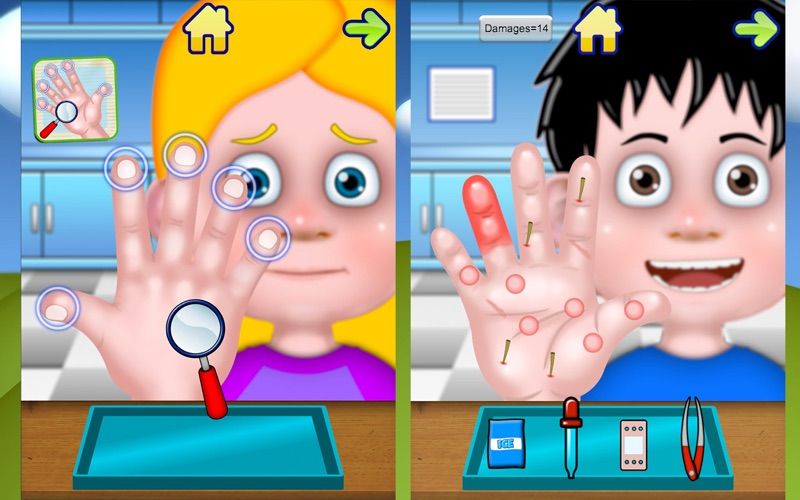 Hand Doctor For Kids screenshot 5