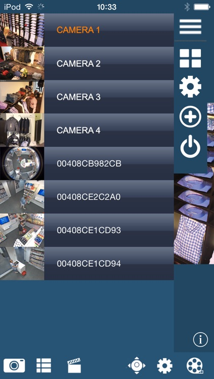 Viewer for AXIS Camera Companion