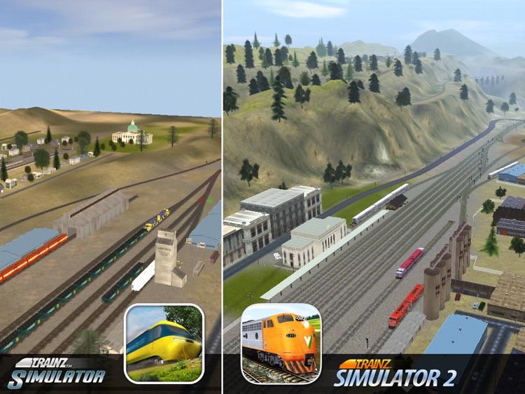 Trainz Simulator 2 screenshot-4