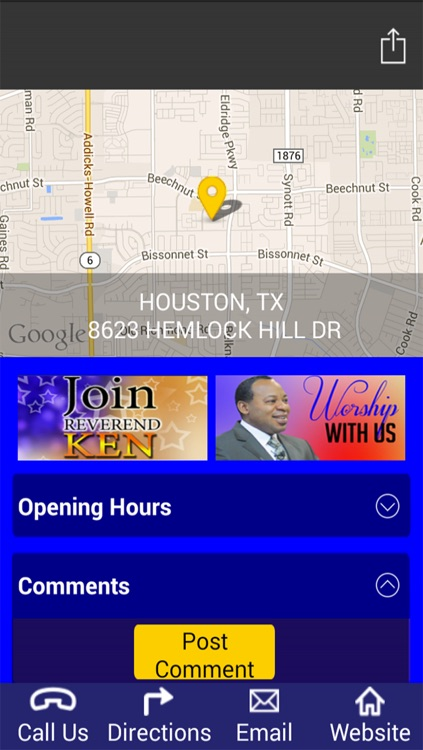 Christ Embassy Texas