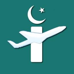Pakistan Airport - iPlane Flight Information