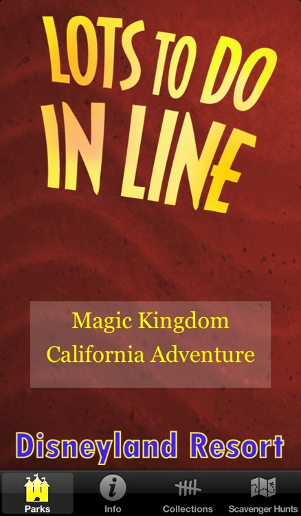Lots To Do In Line: Disneyland