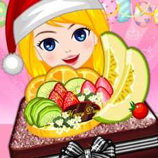 Activities of Christmas Cake Chef - Cooking & Baking & Decorate & Makeover