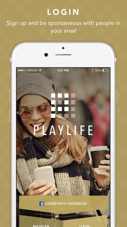 PlayLife - Spontaneous Events with People in Your Area