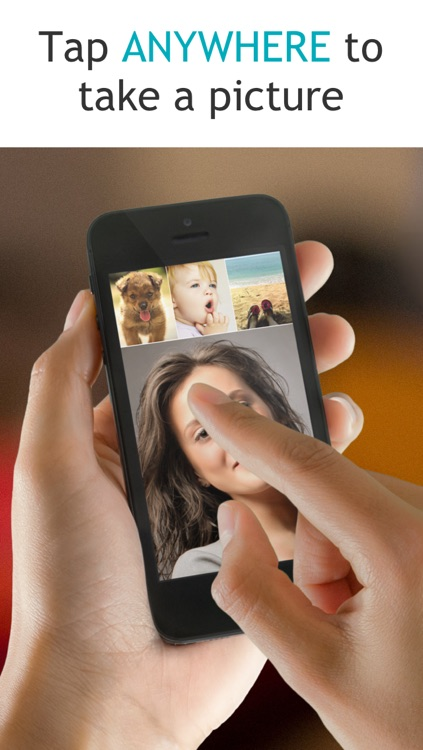 oSnap - The Perfect Camera for Selfie & Candid Photos