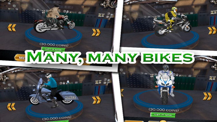 Street Bike Racing FREE screenshot-3