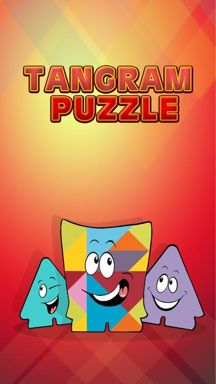 Classic Tangram puzzle game