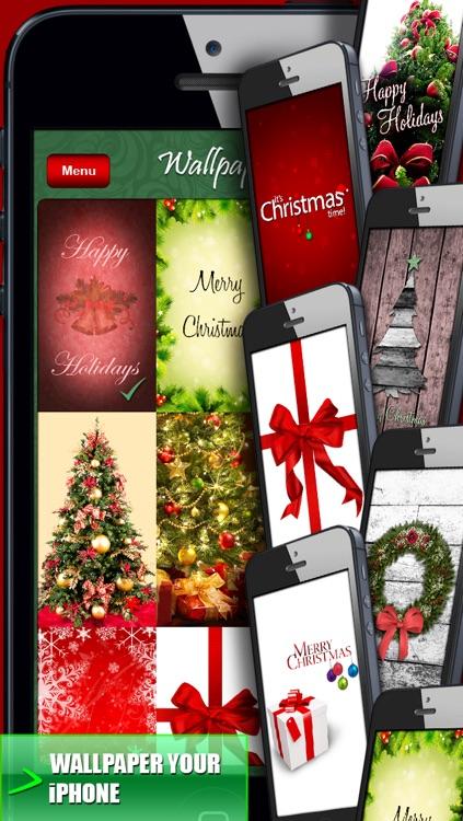 Christmas Organizer & Countdown! Checklist, Planner, Notes & Wallpaper screenshot-4