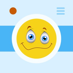 Smiley Face Photo Booth - Funny Emoticon Picture Stickers & Awesome Emoji