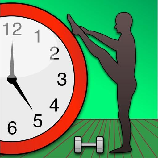 PT Timer Lite: Stretch & Exercise